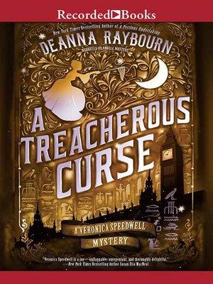 cover image of A Treacherous Curse
