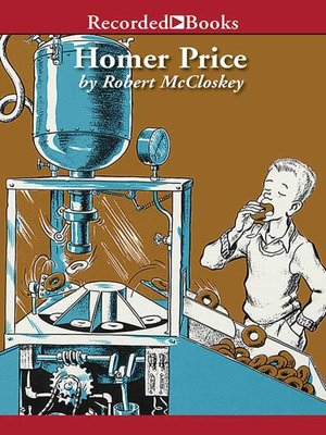 cover image of Homer Price