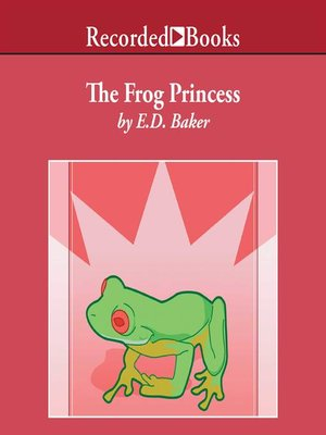 cover image of The Frog Princess