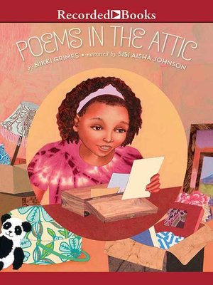 cover image of Poems in the Attic