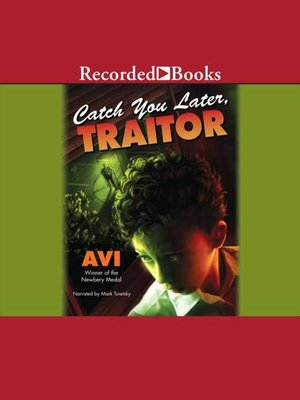 cover image of Catch You Later, Traitor