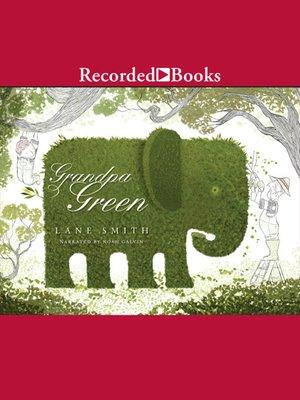 cover image of Grandpa Green
