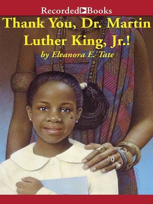cover image of Thank You, Dr. Martin Luther King, Jr.!