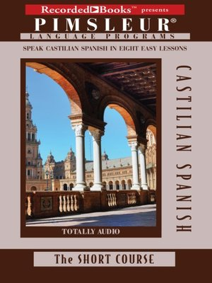 cover image of Spanish (Castilian)