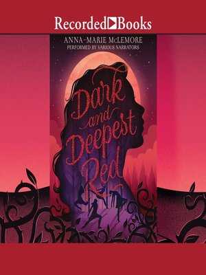 cover image of Dark and Deepest Red