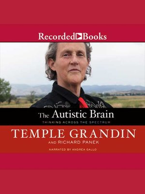 cover image of The Autistic Brain