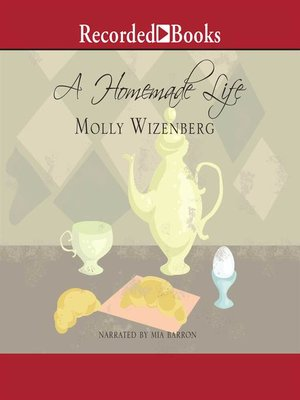 cover image of A Homemade Life
