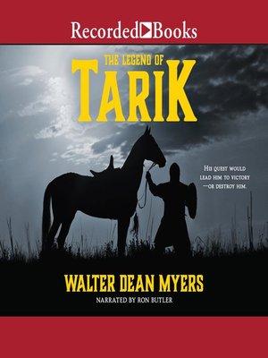 cover image of The Legend of Tarik