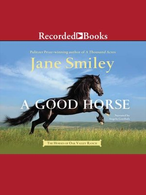 cover image of A Good Horse