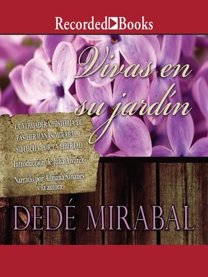 cover image of Vivas en su jardin