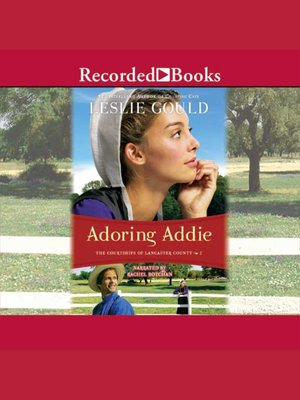cover image of Adoring Addie