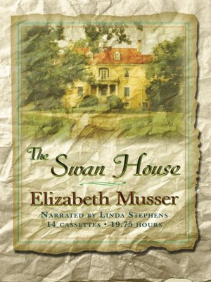 cover image of The Swan House