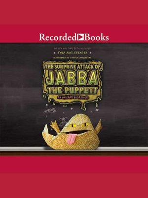 cover image of The Surprise Attack of Jabba the Puppett