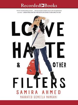 cover image of Love, Hate & Other Filters
