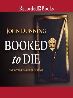cover image of Booked to Die