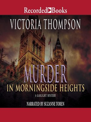 cover image of Murder in Morningside Heights