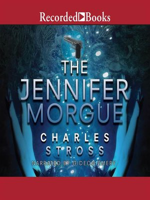 cover image of The Jennifer Morgue