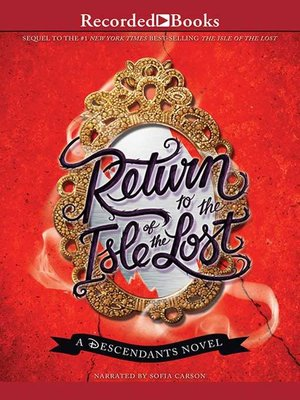 cover image of Return to the Isle of the Lost