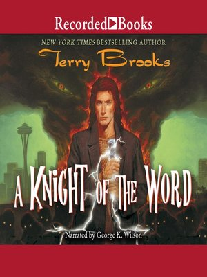 cover image of A Knight of the Word