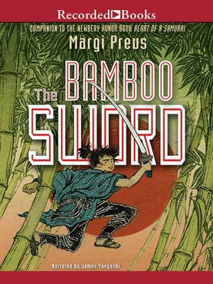 cover image of The Bamboo Sword