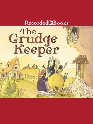 cover image of The Grudge Keeper