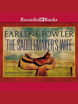 cover image of The Saddlemaker's Wife