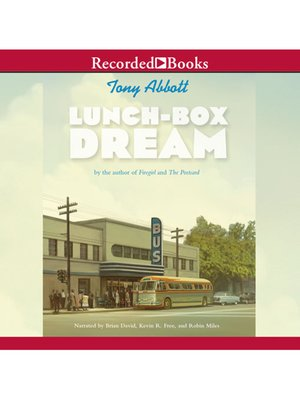 cover image of Lunch-Box Dream