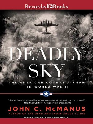 cover image of Deadly Sky