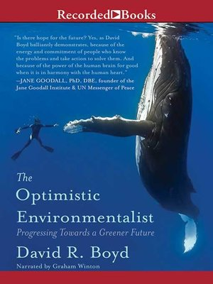 cover image of The Optimistic Environmentalist