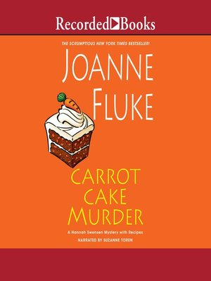 cover image of Carrot Cake Murder