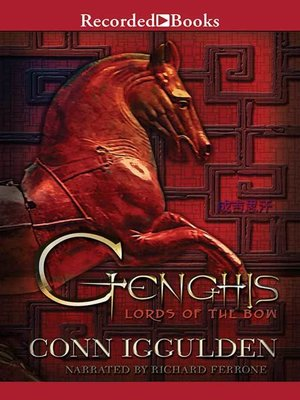 cover image of Genghis: Lords of the Bow
