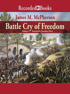 cover image of Battle Cry of Freedom: Volume 2