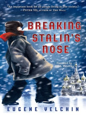 cover image of Breaking Stalin's Nose
