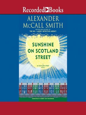 cover image of Sunshine on Scotland Street