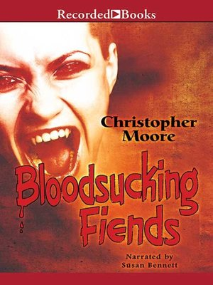cover image of Bloodsucking Fiends