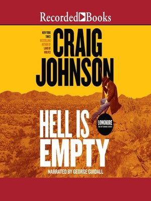 """cover image of Hell is Empty """"International Edition"""""""