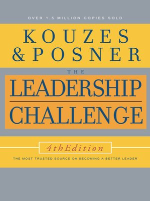 cover image of The Leadership Challenge