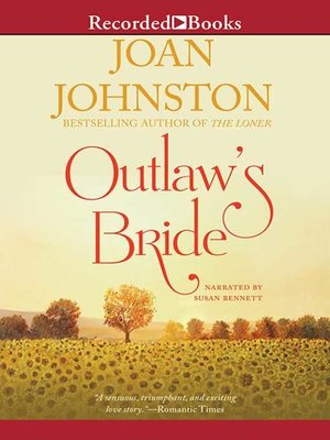 cover image of Outlaw's Bride