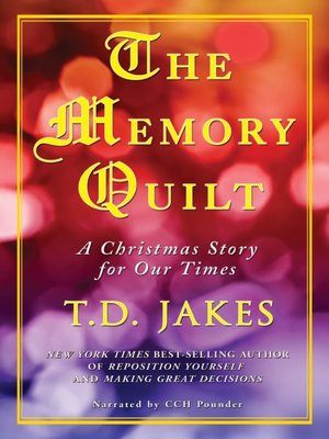 cover image of The Memory Quilt