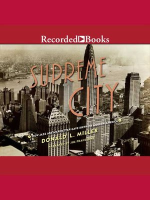cover image of Supreme City