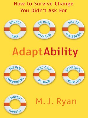 cover image of Adaptability