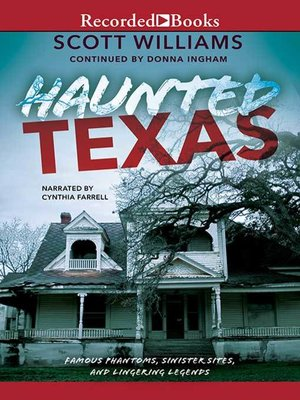 cover image of Haunted Texas