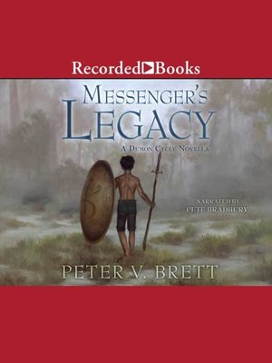 cover image of Messenger's Legacy