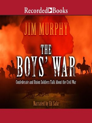 cover image of The Boys' War
