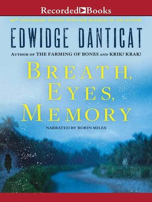 cover image of Breath, Eyes, Memory