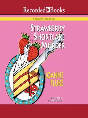cover image of Strawberry Shortcake Murder