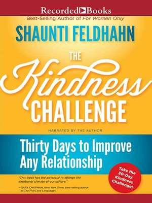cover image of The Kindness Challenge