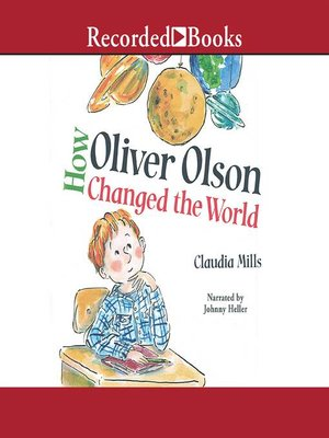cover image of How Oliver Olson Changed the World