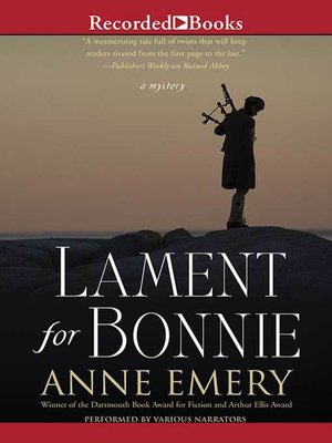 cover image of Lament for Bonnie