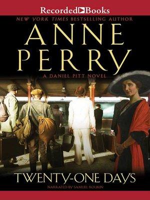 cover image of Twenty-One Days